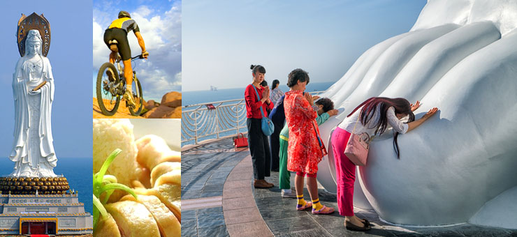 Hainan Fun For Sporty Families And Foodies