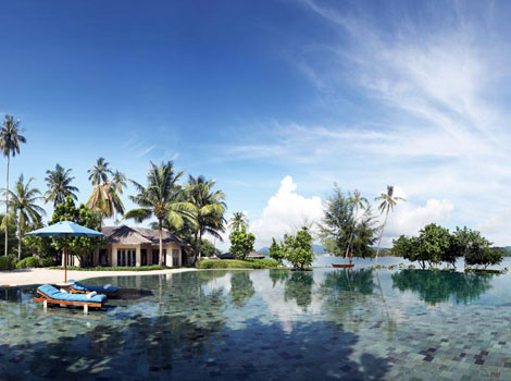 The Naka Island Phuket Aims To Set A New Benchmark As One