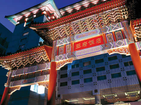 The Peninsula Palace, Beijing, a top Beijing business or