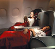 New Garuda business class seats