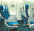 Korean Air Y Class seats
