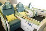 Korean Air Kosmo Bed