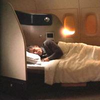 Airbus A380 first class seat, Qantas