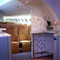 Boeing 787 Cabin
