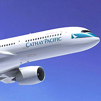 Cathay Pacific A350 launched 1 June 2016