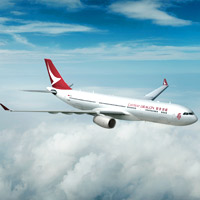 Cathay Dragon (formerly Dragonair) provides a huge network in China and is a Cathay Pacific feeder carrier