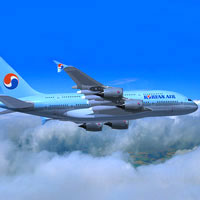 The new Korean Air A380 has a dedicated top deck for business class