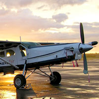 SusiAir flies Pilatus Porter aircraft to remote places in Papua