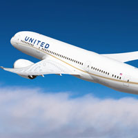United's B787 fleet was grounded Jan to June 2013 after battery failures