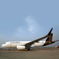 Vistara is a new Indian full service premium airline