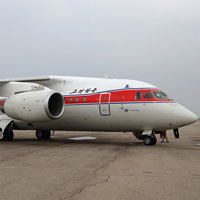 North Korean Air Koryo flies old Russian aircraft