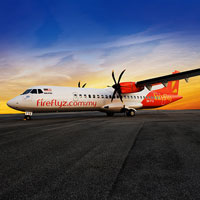 Small Asian airlines: Malaysian FireFly will become a full service carrier