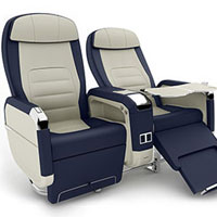 Flydubai introduced business class seats