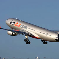 Asia's small airlines and budget carriers, Jetstar A330 pitches for business travellers