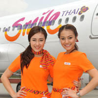 Thailand budget airline THAI Smile