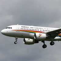 Tibet Airlines has ambitious plans for its A319 fleet