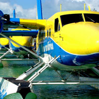 Trans Maldivian does island hops using seaplanes