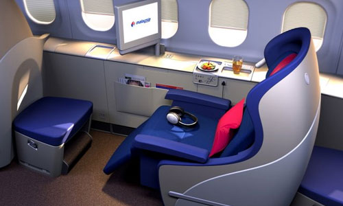Philippine Airlines Business Class A330