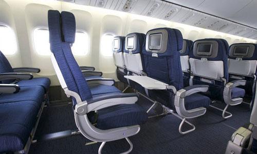 Widest economy seats, best leg room, and premium economy seat recline