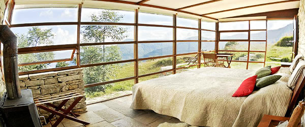 Shakti 360º Leti offers incredible mountain views