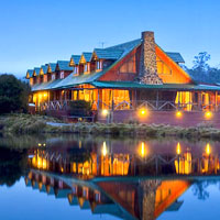 Australia spa resorts guide, Peppers Cradle Mountain Lodge
