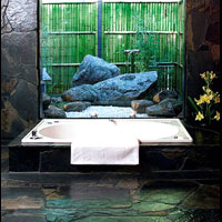 Australia Boutique Spas, The Japanese Mountain Retreat