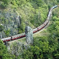 Cairns guide - Kuranda Scenic Railway