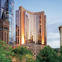 Melbourne business hotel, Grand Hyatt