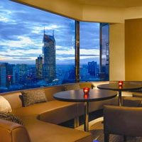 Grand Hyatt is a good choice for small corporate meetings in Melbourne