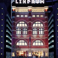 Melbourne, The Lindrum boutique hotel