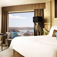 Sydney business hotels review, Four Seasons Deluxe