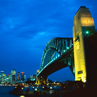 Sydney fun guide, climb the Harbour Bridge