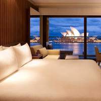 Top Sydney business hotels, Park Hyatt Opera Room