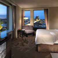 Shangri-La's Executive Suite with a view