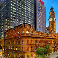 Westin Sydney pulls off a historic blend with contemporary