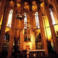 Barcelona guide. Splendid Cathedral