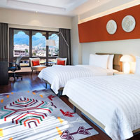 International chain hotels in Bhutan, Le Meridien Thimphu