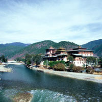 Bhutan travel guide, Punakha Dzong