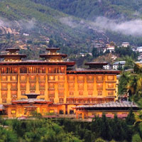 thimphu air pollution