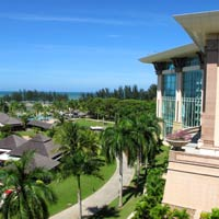 Brunei business hotels, Empire Hotel & Country Club, a luxury retreat