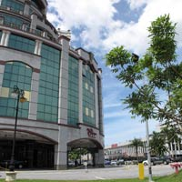 Brunei hotels review, Rizqun International in Gadong