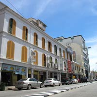 Bandar Seri Begawan guide, shophouses downtown