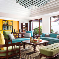 Angkor boutique hotels guide, Park Hyatt's Roof Garden Suite