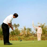 Angkor golfing guide, Phokeethra Country Club has 18 holes