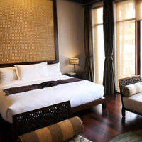 Angkor boutique hotels, Sothea chic room