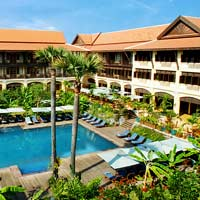 Siem Reap family hotels, Victoria Angkor Resort & Spa