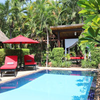 Siem Reap boutique hotels, Resort La Villa Loti