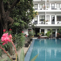 the 252 is a charming boutique hotel in Phnom Penh that caters for expats