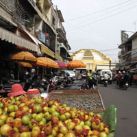 Phnom Penh shopping guide, Central Market