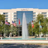 Bishkek hotels for business travellers, Hyatt Regency